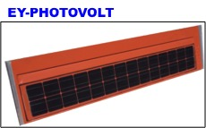 BI-PV ROOF COVERING