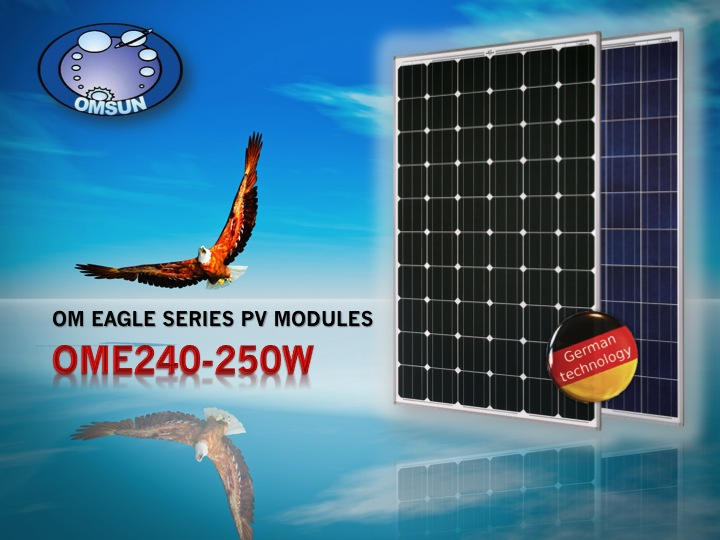 OMSUN PV Modules