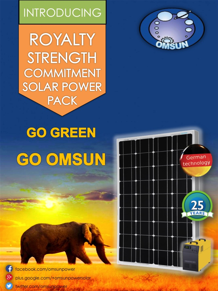 OMSUN Power Pack